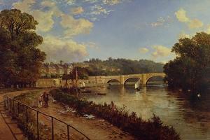 Richmond Upon Thames by Edmund John Niemann