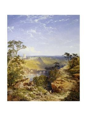 Richmond, Yorkshire by Edmund John Niemann