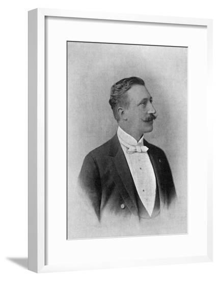 Edouard Detaille Photo--Framed Giclee Print