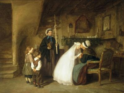 The First Communion, 1867