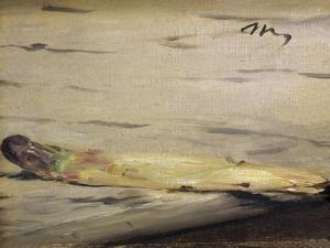 Asparagus (L'Asperge) by Edouard Manet