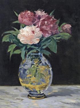 Bouquet de Pivoines, 1882 by Edouard Manet