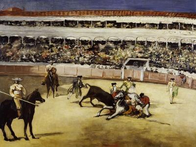 Bullfight, c.1865