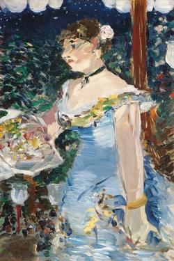 Chanteuse de cafe concert, 1879 by Edouard Manet