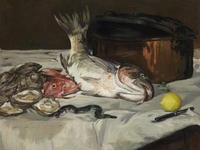 Fish (Still Life), 1864