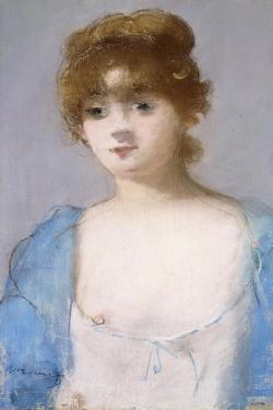Girl in Dressing Gown, 1882 by Edouard Manet