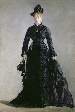 La Parisienne by Edouard Manet