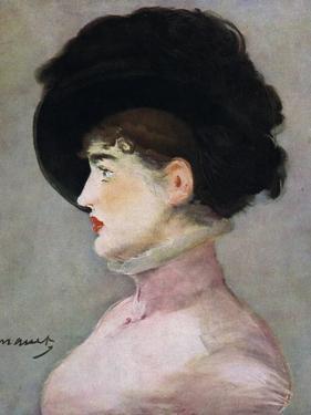 La Viennoise: Portrait of Irma Brunner, 1882 by Edouard Manet