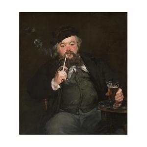 Le Bon Bock, 1873 by Edouard Manet