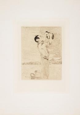 Le Buveur D'Eau, 1861 by Edouard Manet
