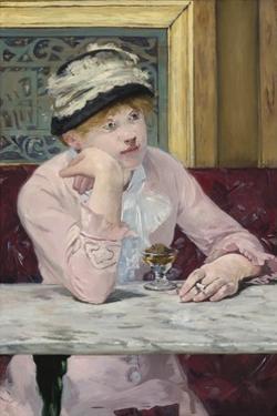Plum Brandy, 1877 by Edouard Manet