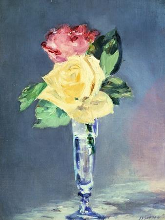 Roses in a Champaign-Glass, 1882