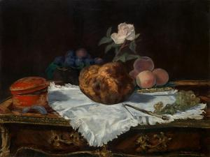 The Brioche, 1870 by Edouard Manet