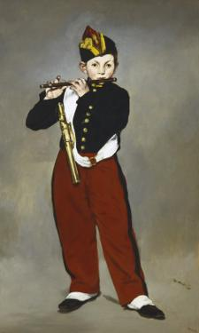 The Fifer (Le Fifre) by Edouard Manet