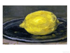 The Lemon, 1880 by Edouard Manet