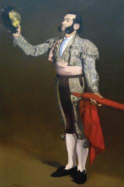 The Matador by Edouard Manet