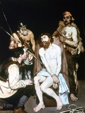 The Mocking of Christ, 1885 by Edouard Manet
