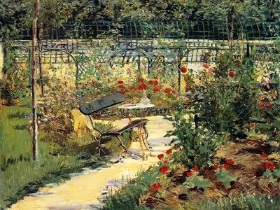 The Painter's Garden, 1881