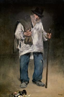 The Ragman, 1869 by Edouard Manet