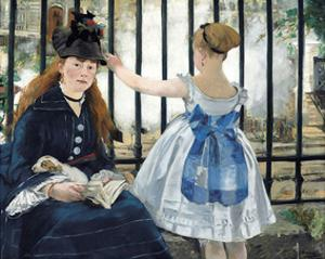 The Railway, 1873 by Edouard Manet