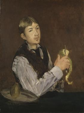 Young Boy Peeling a Pear, c.1867 by Edouard Manet