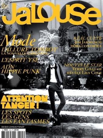 Jalouse, November 2009 - Taylor Warren by Édouard Plongeon