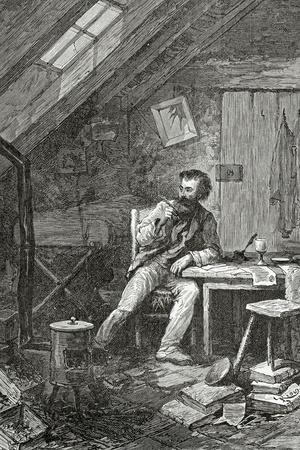 Dans Le Grenier, 19th Century