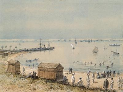 Extract, the Album Souvenir of the Trip of Empress Eugenie for the Inauguration of the Suez Canal