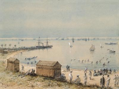 Extract, the Album Souvenir of the Trip of Empress Eugenie for the Inauguration of the Suez Canal by Édouard Riou