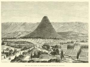 The City and Valley of Arequipa, from the Heights of Yanahuara by Édouard Riou