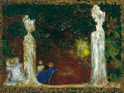 Beneath the Trees, 1897-1898