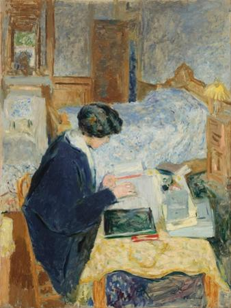 Lucy Hessel Reading, 1913