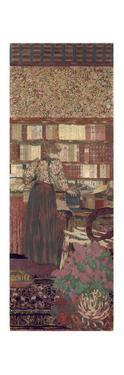 The Privacy. Decoration for the Library of Dr. Vaquez by Édouard Vuillard