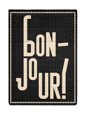 Bonjour by Edu Barba