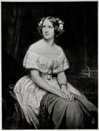 Jenny Lind (1820-87) the Swedish Nightingale, 1906