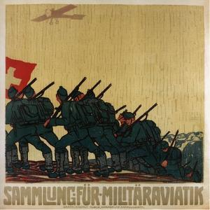 Donations to the Air Fleet, 1914 by Eduard Renggli the Younger