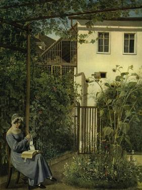 """""""Wiener Hausgarten"""" (Vienna Garden) by Eduard Ritter Von Engerth"""