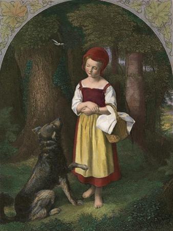 Red Riding Hood: 'Rothkaeppchen'