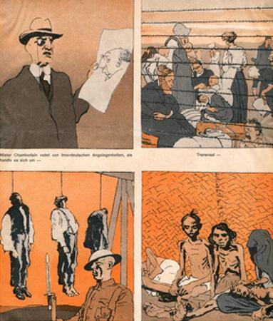 British Hypocrites, 1933