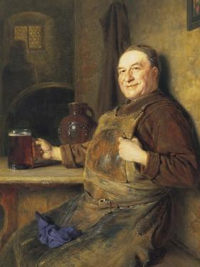 The Brewmaster's Break by Eduard Von Grutzner