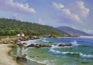 Carmel, CA by Eduardo Camoes