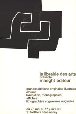 La Librairie des Arts by Eduardo Chillida