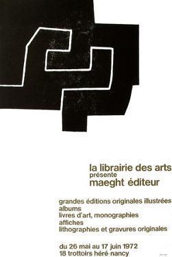Librairie des Arts by Eduardo Chillida