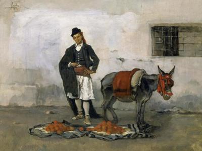 Naranjero De Aljezares