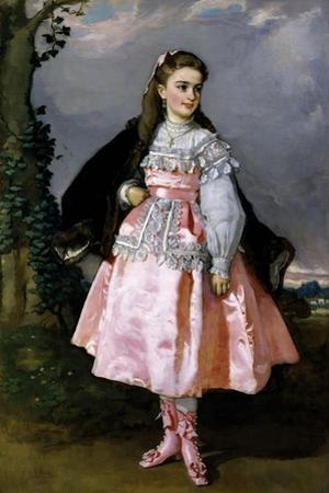 The Countess of Santovenia, 1871
