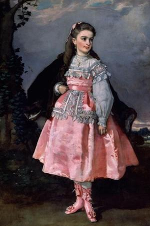 The Countess of Santovenia, Conchita Serrano Dominguez, 1871