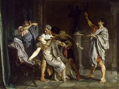 The Death of Lucretia, 1871