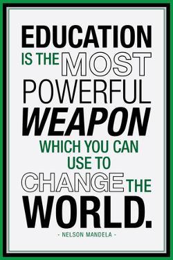 Education Nelson Mandela Quote