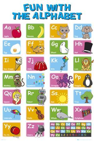 EDUCATIONAL - Alphabet