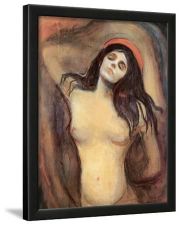 Madonna, c.1895 by Edvard Munch